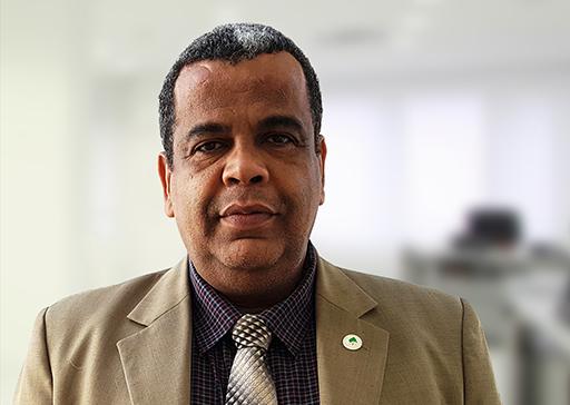 Rev. Hamilton Rodrigues da Silva Rocha